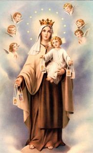 Image of Our Lady of Mount Carmel