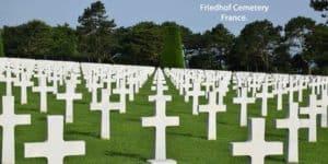 Fieldhof Cemetery, France
