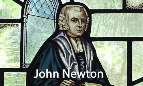 John Newton - Author of Amazing Grace