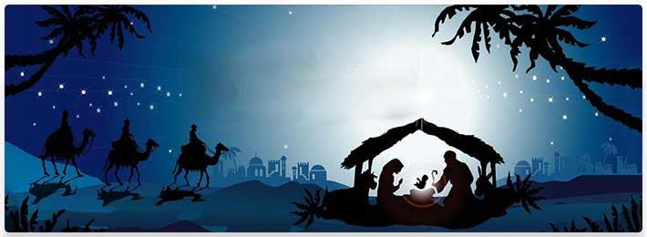 Magi Visit Bethlehem