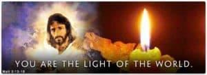 "Jesus on ""Light"""