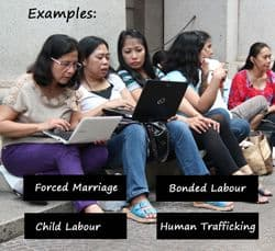 Foreign Workers in Hong Kong