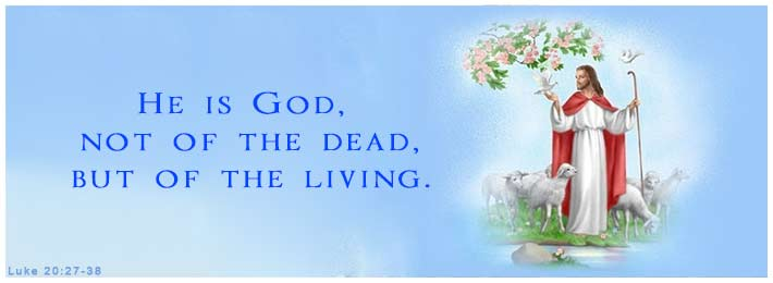 Resurrection: God of the Living