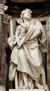Statue of St James the Apostle (The Less)