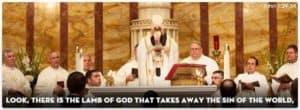Mass - Holy Eucharist