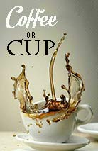 Book Cover: Coffee or Cup
