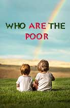 Book Cover: Who Are The poor?