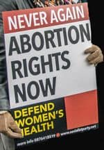 Poster: Pro Abortion