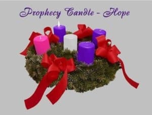 Advent Wreath - Week 1