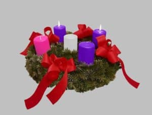 Advent Wreath Week 2