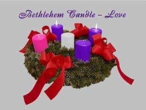 Advent Wreath - Week 2