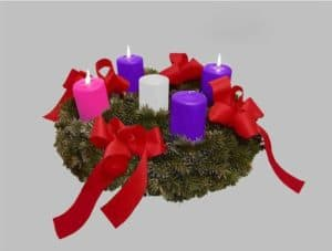 Advent Wreath Week 3