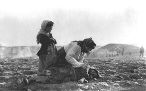 Victims of the 1.5 million Armenian Genocide (1914-1923)