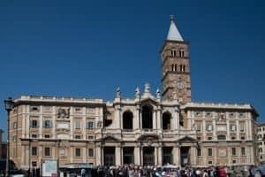 Photograph of Basilica of Santa Maria Maggiore