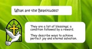 Q&A: What are the Beatitudes?