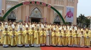 Bishops of Vietnam 2014