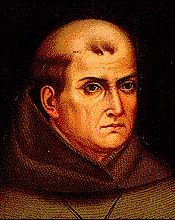 Portrait image of Junipero Serra
