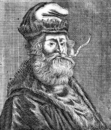 Sketch of Ramon Llull