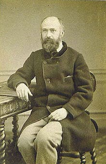 Photograph of Louis Martin