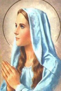 Image of The Blessed Virgin Mary