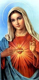 Image of Sacred Heart of Mary