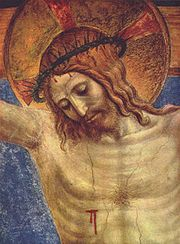 Crucified Jesus by Blessed John Fiescole