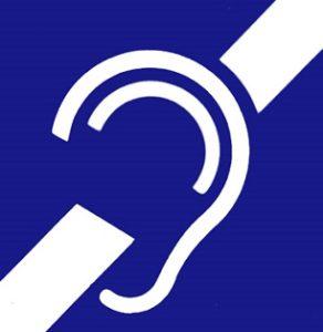 Sign: Deaf