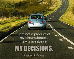 Quote - Decisions