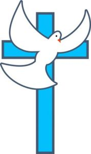 Image of Cross and Dove