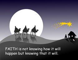 Quote on Faith