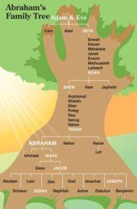 David's Family Tree