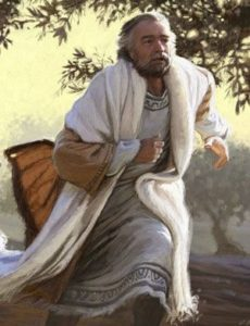 Prodigal Son's Father running towards him