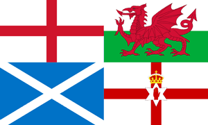 Flags of UK