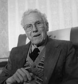Image of old man.