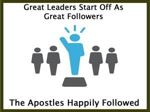 """Quote: """"Great Leaders start..."""""""