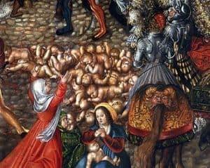 Image of Holy Innocents massacre