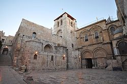 Image of the Church of the Holy Sepulchre