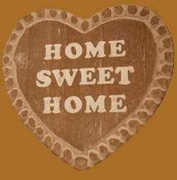 "Picture: ""Home Sweet Home"""
