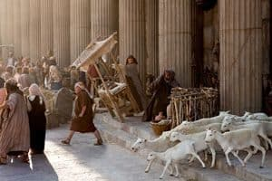 Jesus Clears The Temple