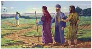 Jesus' Followers
