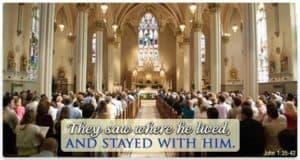 Church & Worshipers