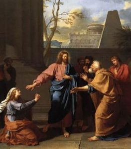 Jesus and Canaanite woman