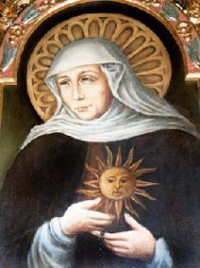 Image of St Jutta