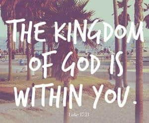 Kingdom of God quote