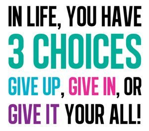 """Life Quote: """"In life you have..."""""""