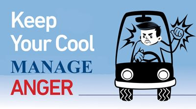"Quotation: ""Keep your cool, manage anger"""