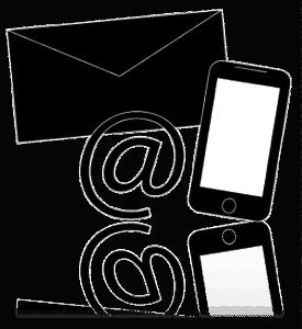 Symbol: Email @