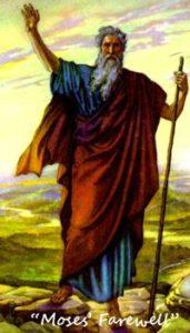 Moses Farewell