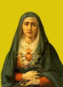 Image of Our Lady of Sorrows