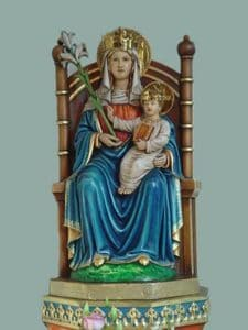 Image of Our Lady of Walsingham